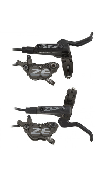 Shimano ZEE BR-M640 Scheibenbremsen Bundle mit G01S Resin schwarz